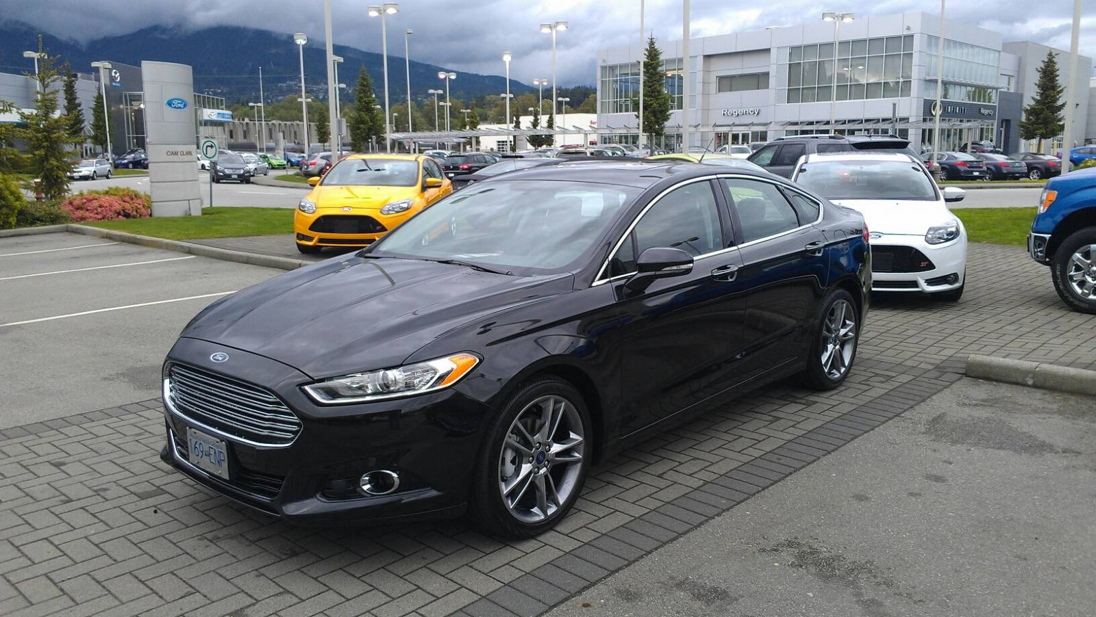 2015 Ford Fusion Rims >> 2013 Fusion Titanium - Ford Fusion Forum Member's Gallery - Ford Fusion Forum