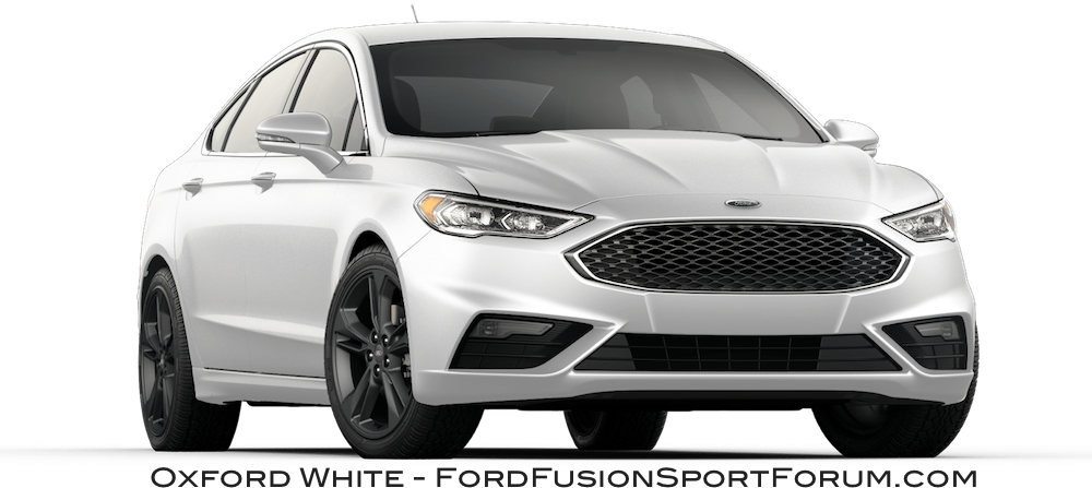 2017 ford fusion sport oxford white ford fusion forum member 39 s gallery ford fusion forum. Black Bedroom Furniture Sets. Home Design Ideas
