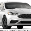 2017 Ford Fusion Sport - Oxford White