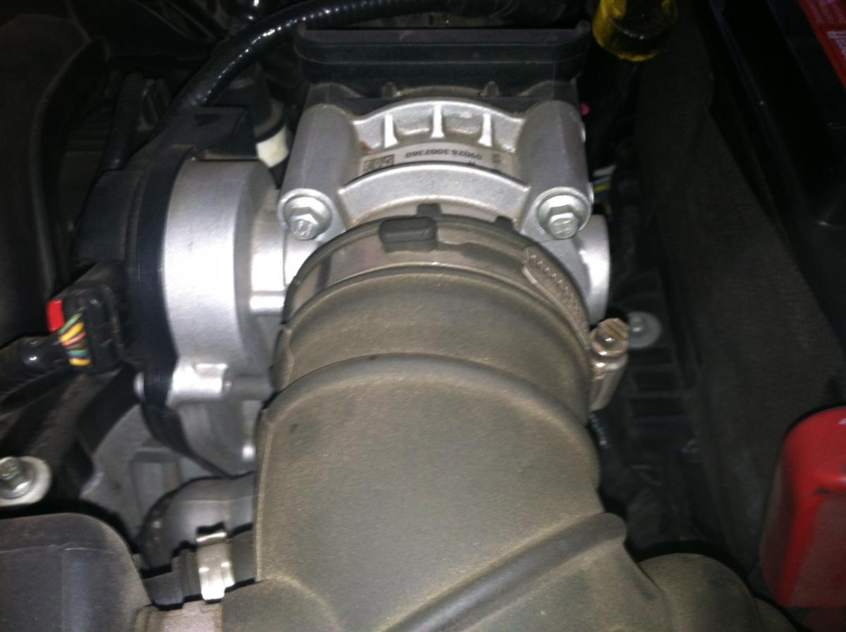code p2111 ford fusion