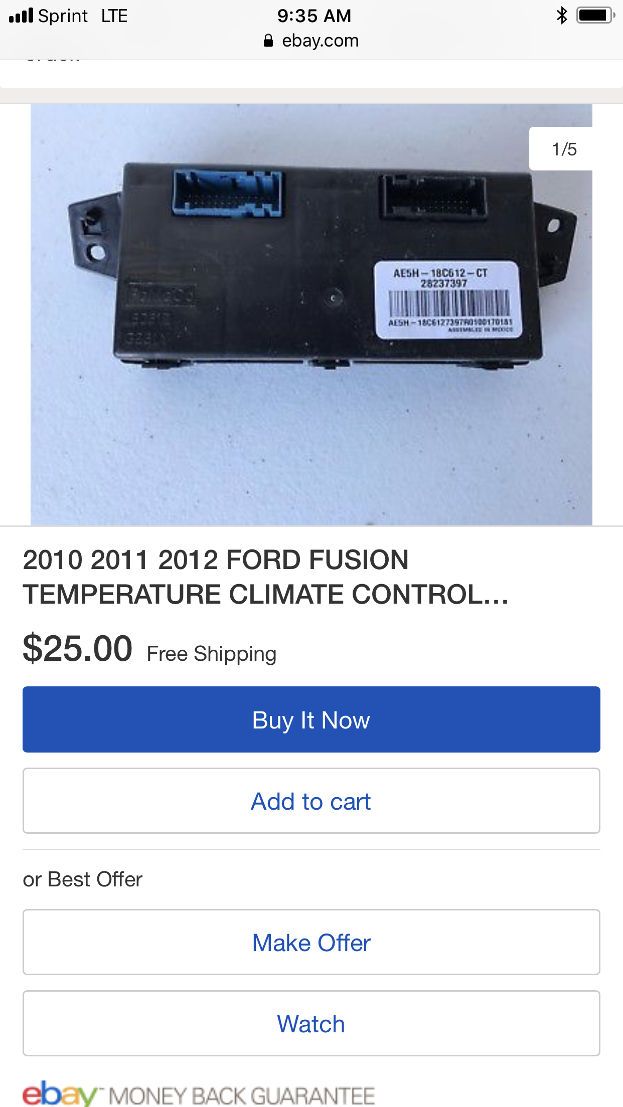 2010 Fusion hvac problems - A C  & Heating - Ford Fusion Forum